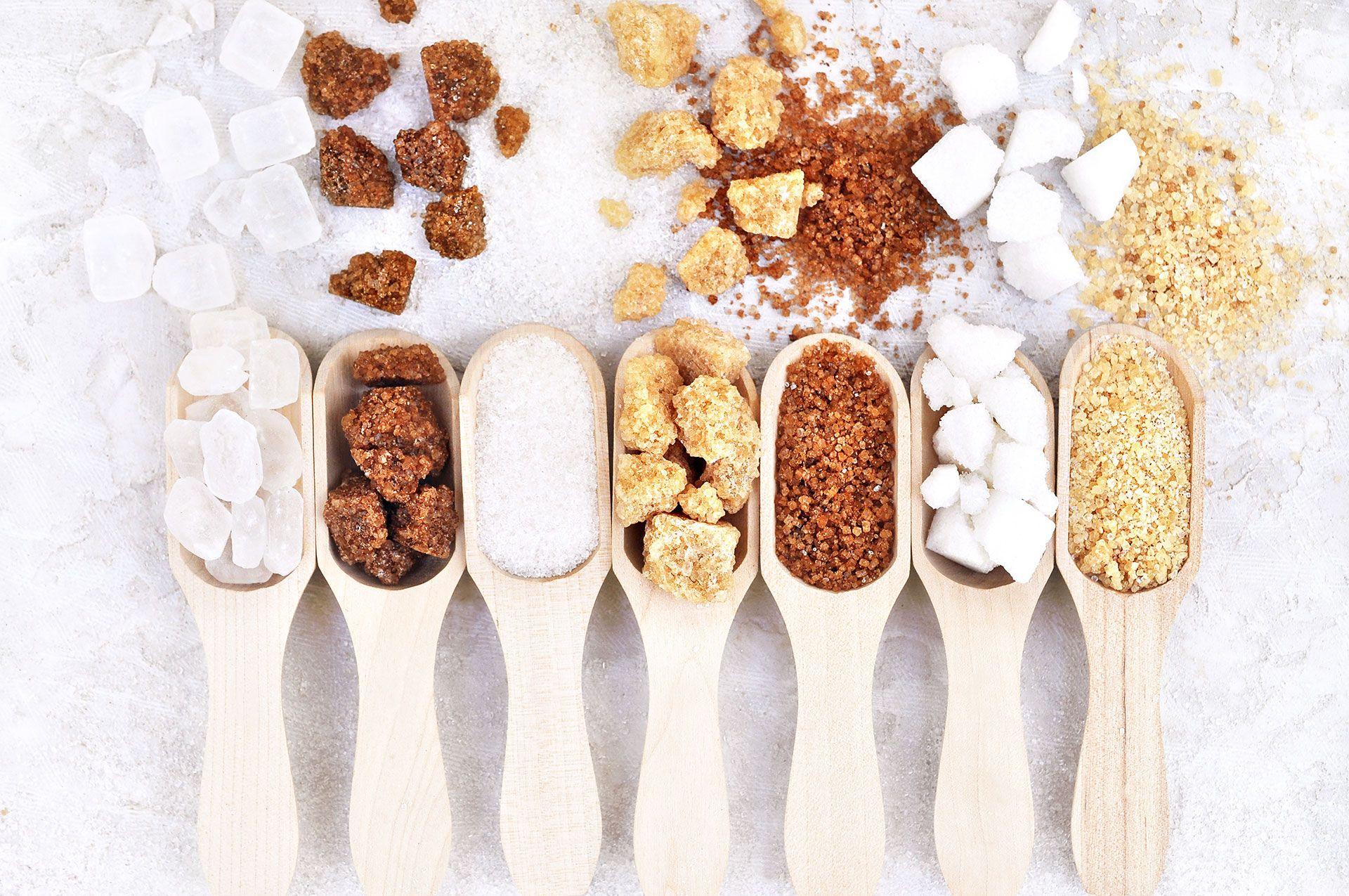 Dlaczego cukier jest słodki?