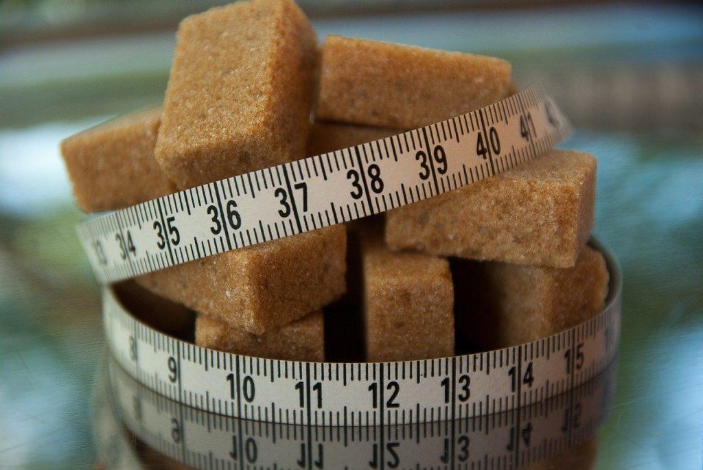 Cukier jest (bardzo) kaloryczny