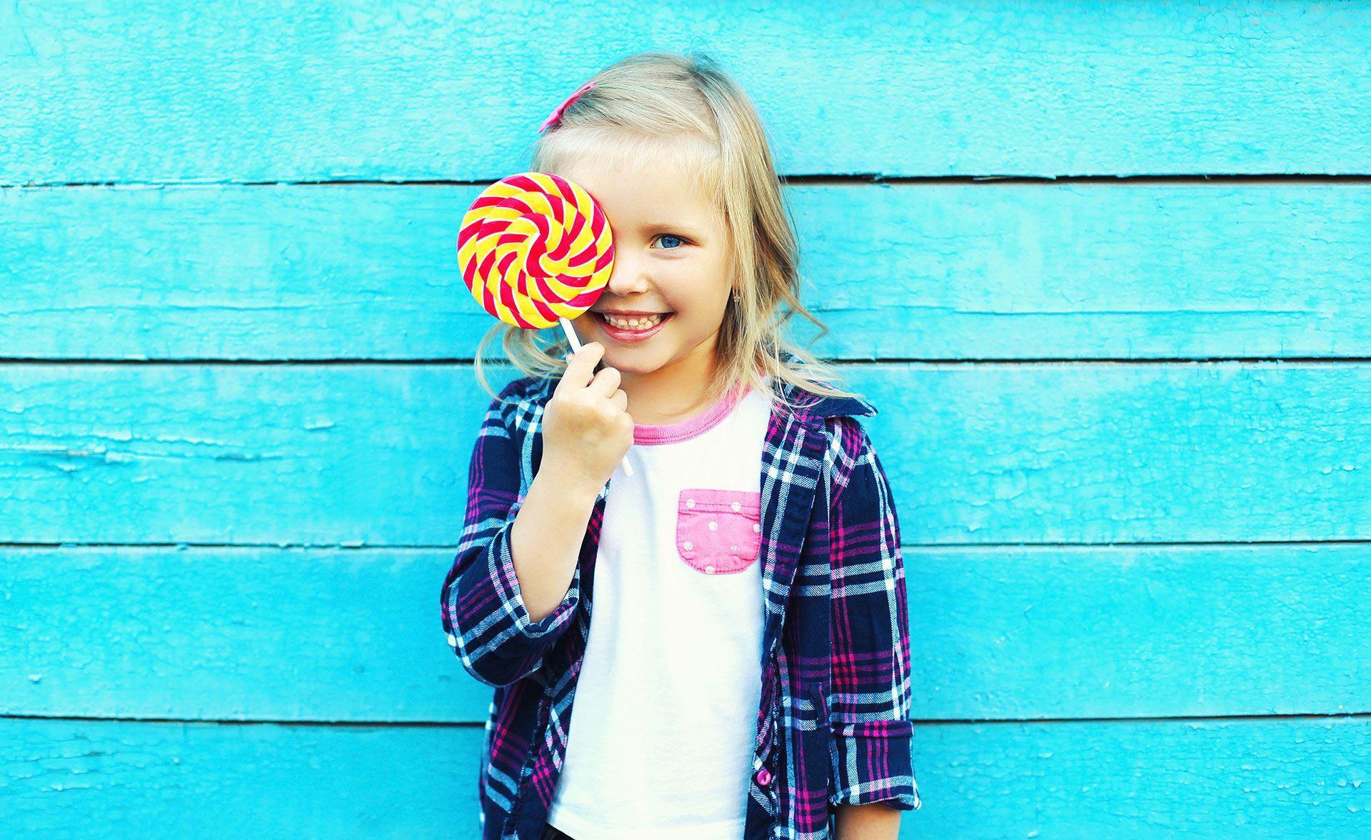dlaczego dzieci lubią słodycze