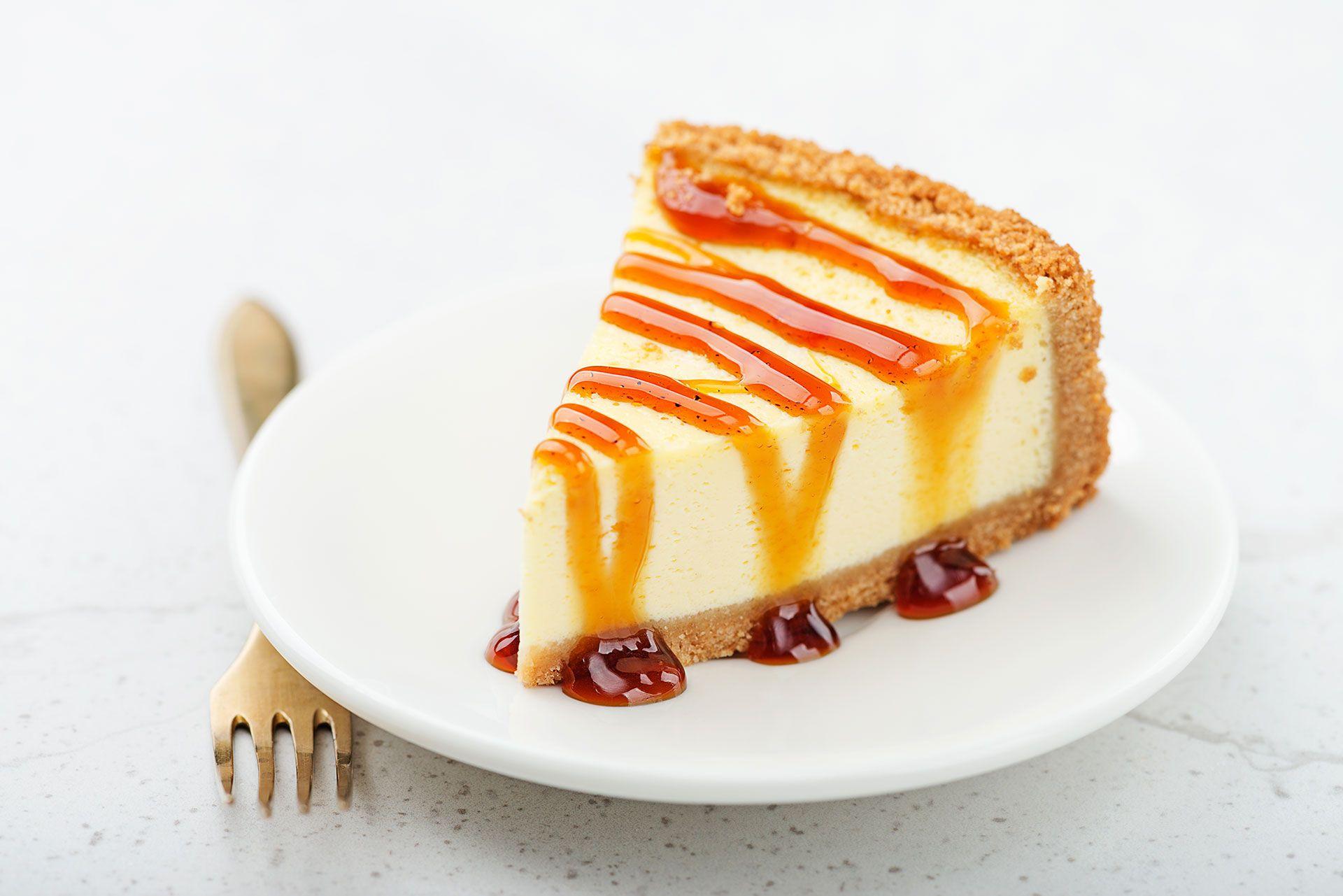 Ciasto ze słonym karmelem