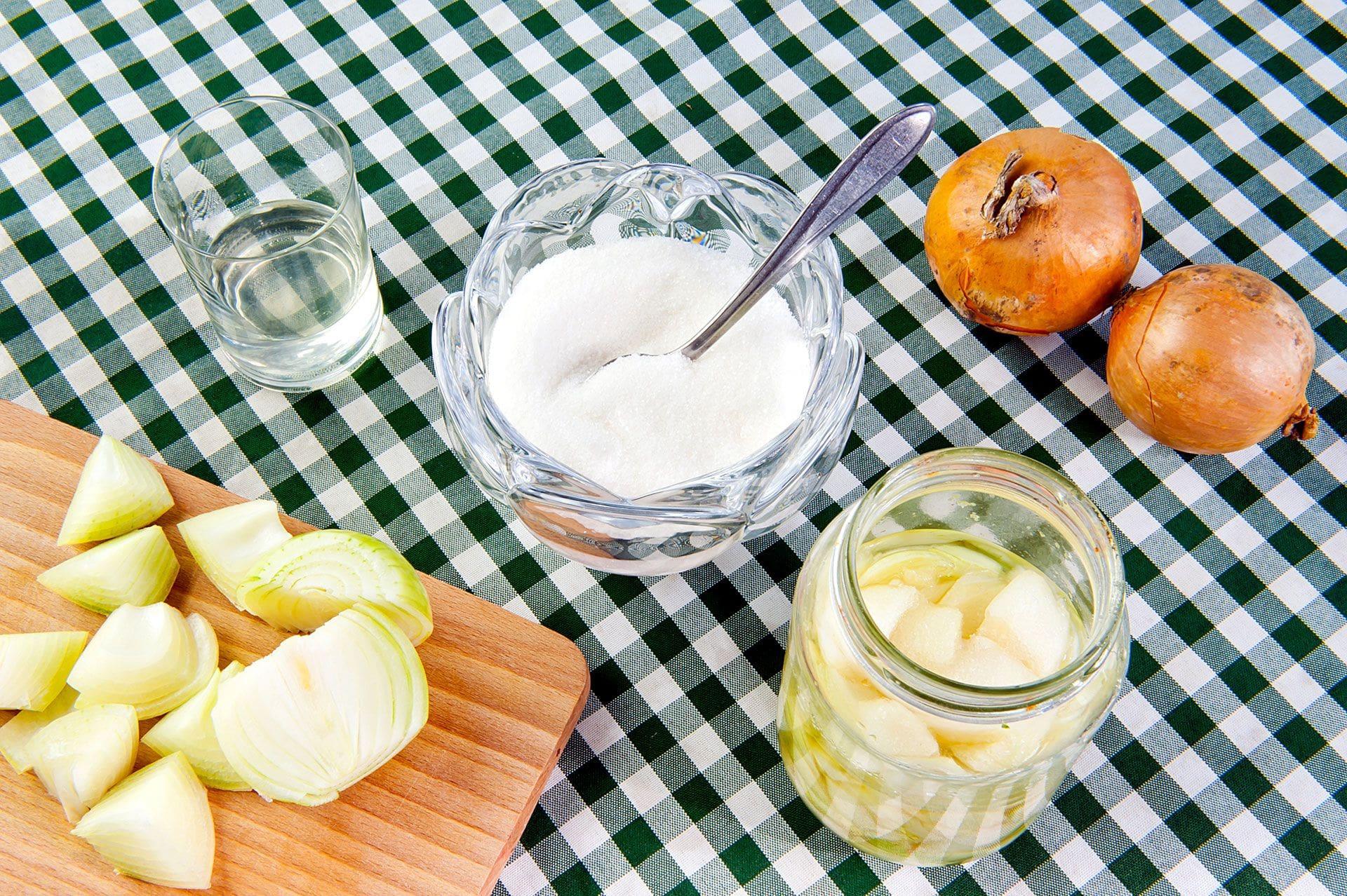 Przepis na syrop z cebuli i czosnku