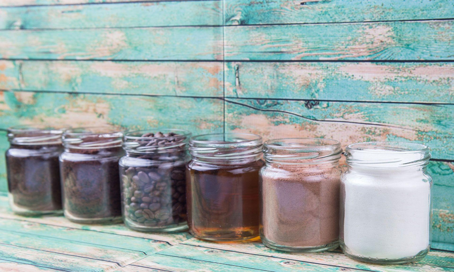 Jak przechowywać domowy cukier puder?