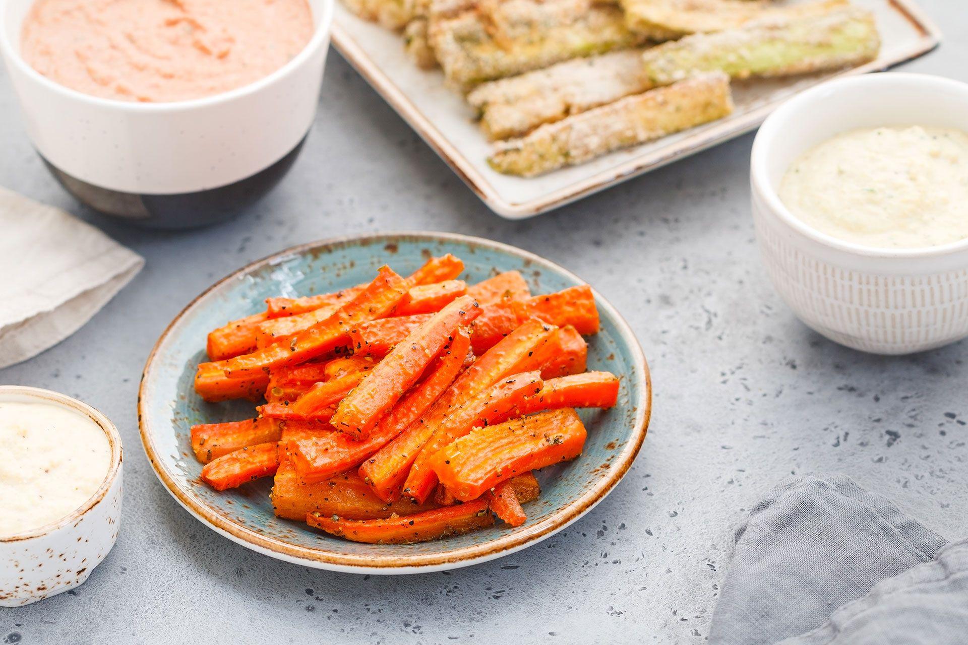 Jak przygotować karmelizowaną marchewkę? Przepis krok po kroku