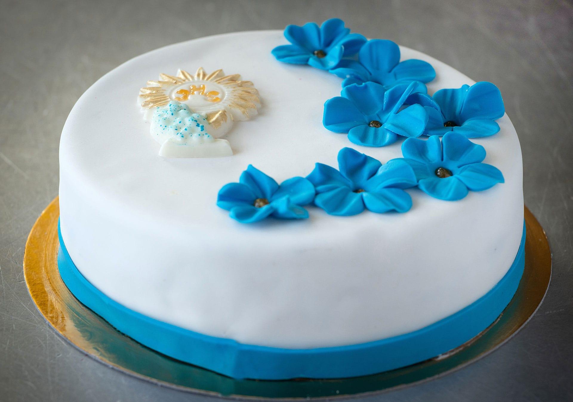 Pomysły na tort na komunię