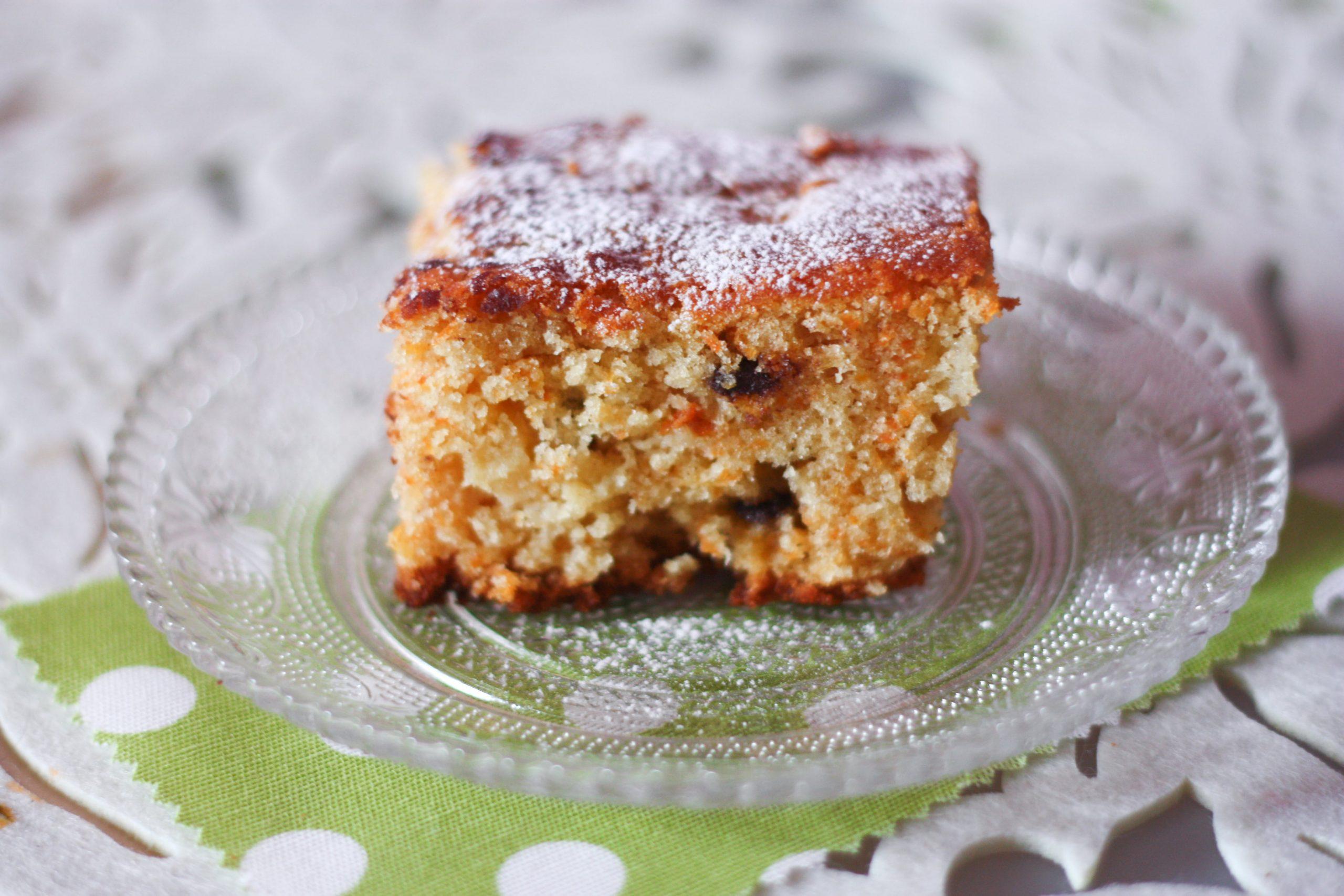 Ciasto marchewkowe - prosty przepis na deser!