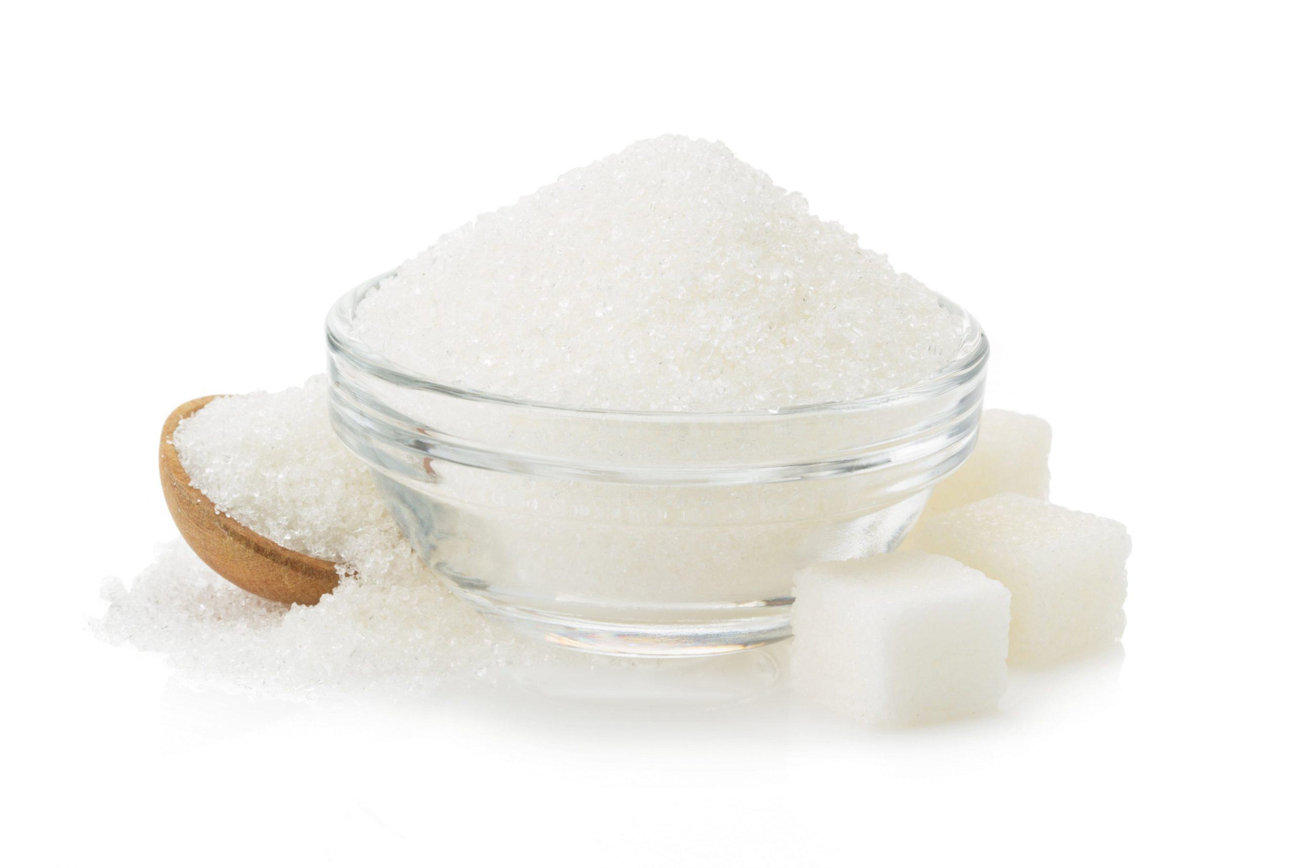 Cukier w domowych kosmetykach
