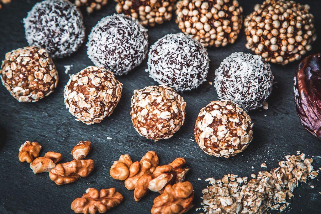 5 pomysłów na fit słodycze