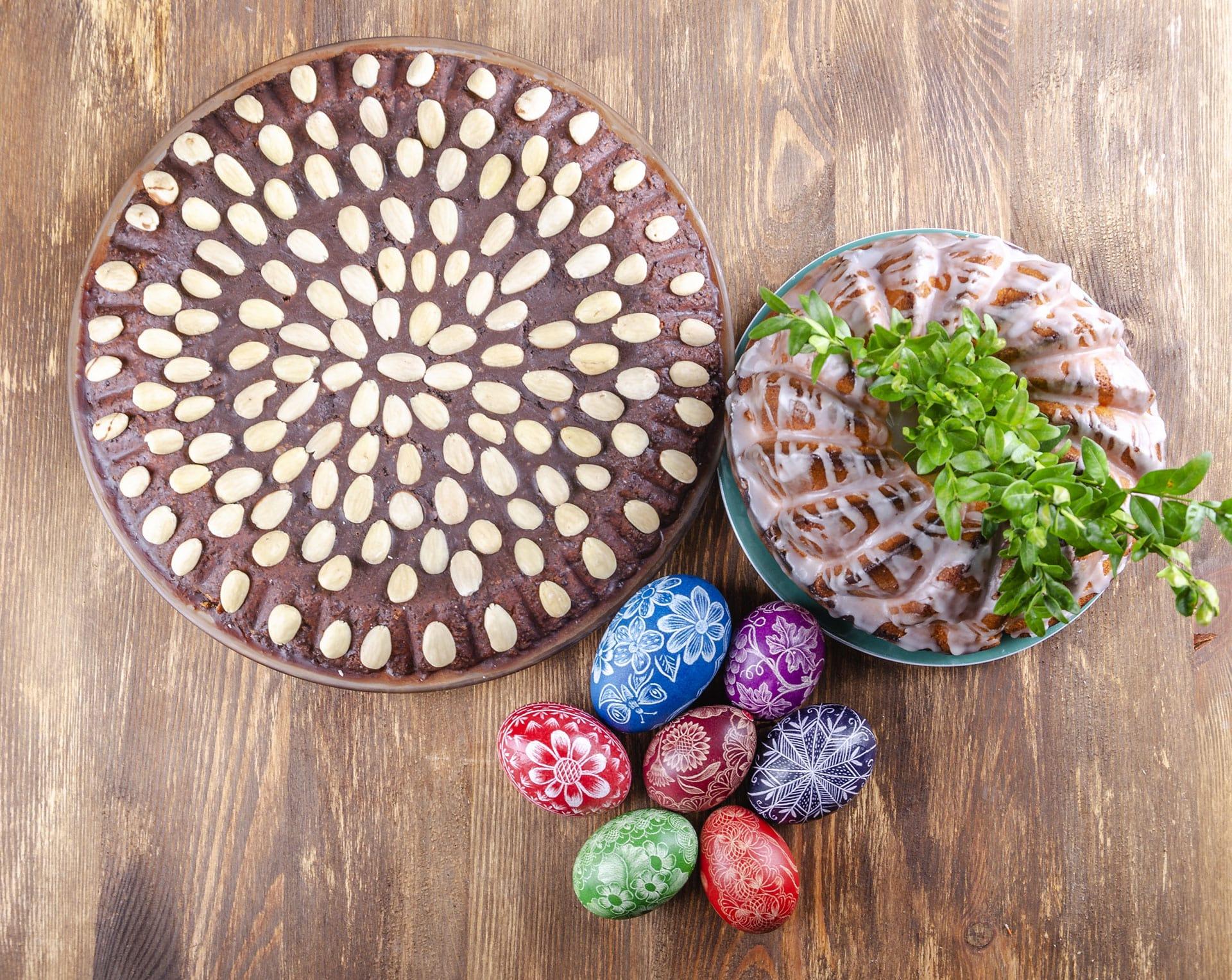 Ciasta wielkanocne - ciekawe pomysły na desery na Wielkanoc
