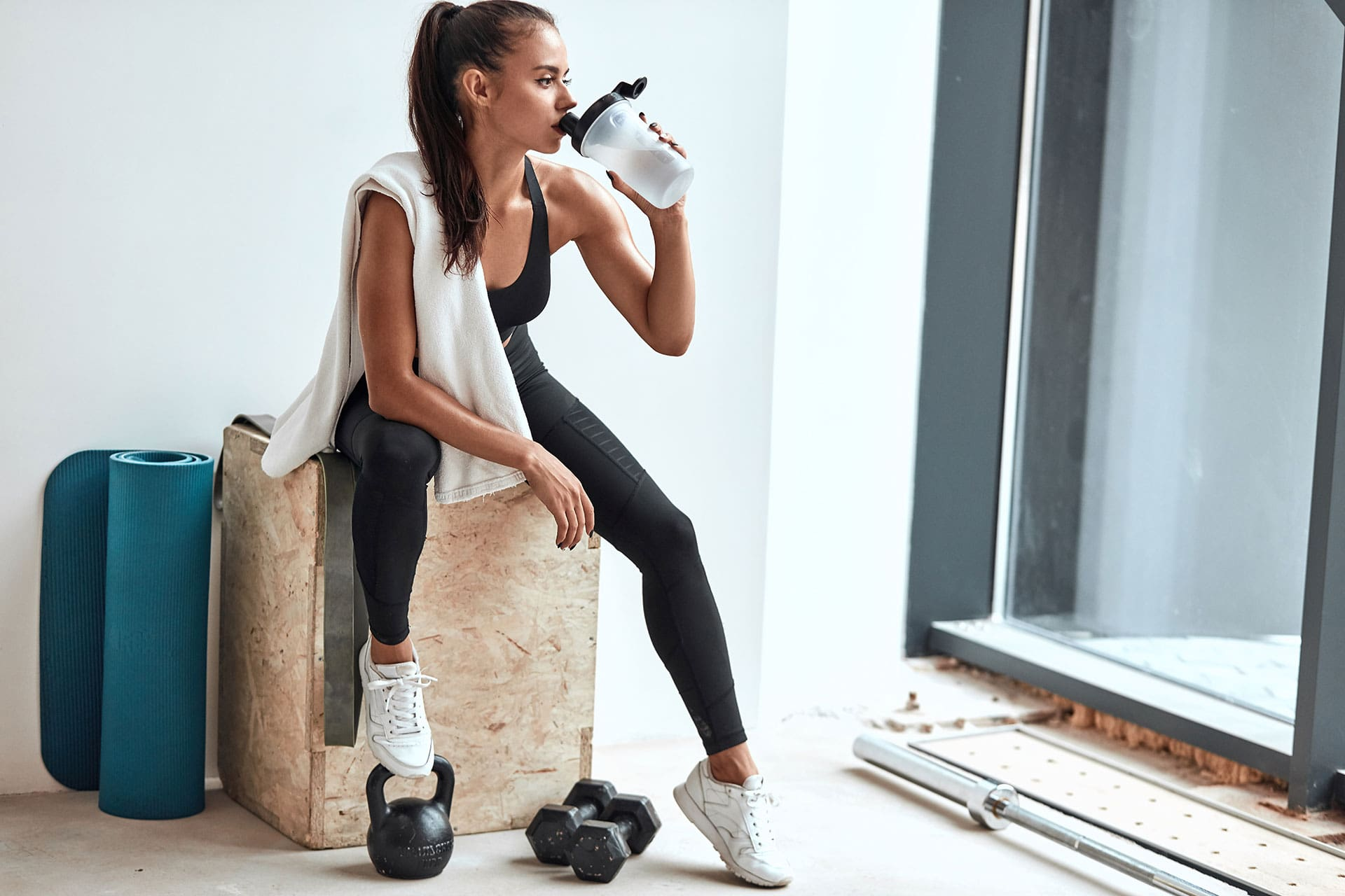 Ćwiczenia fizyczne - w zdrowym ciele zdrowy duch!