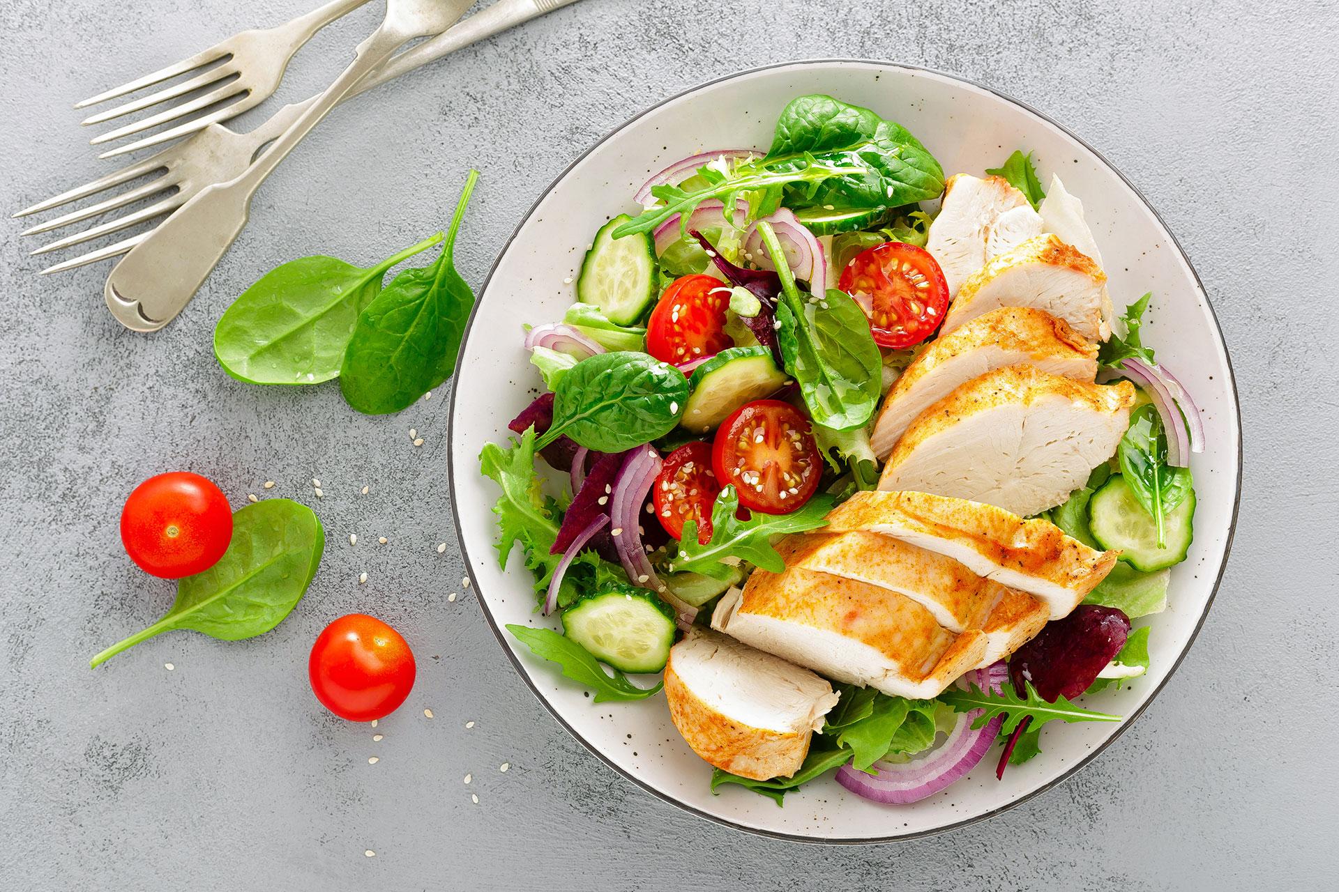 Zdrowe i zbilansowane żywienie w rodzinie