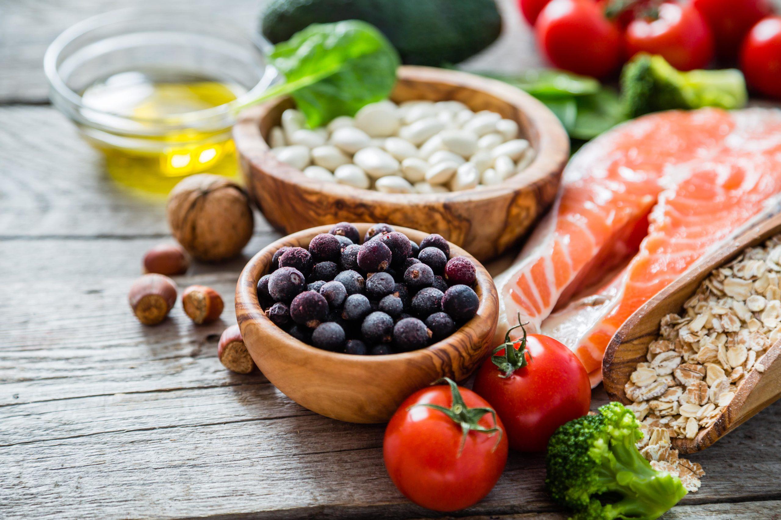 Elementy zdrowej diety