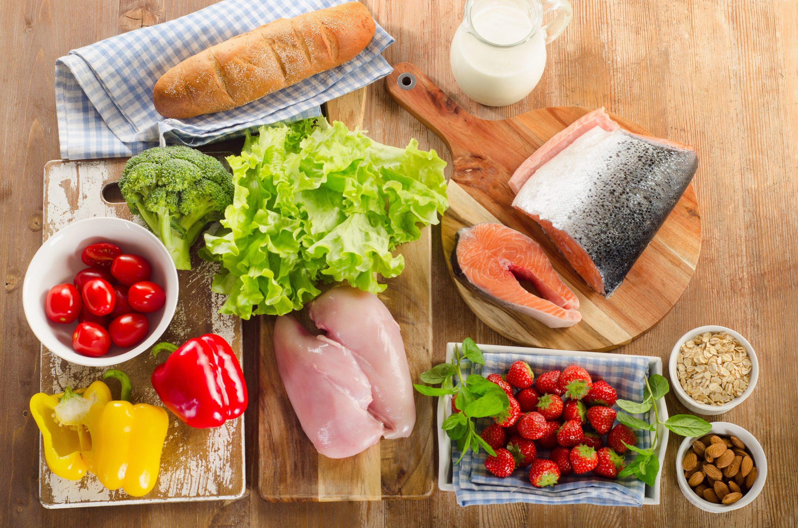 Czy zdrowa dieta to tylko zdrowe produkty?