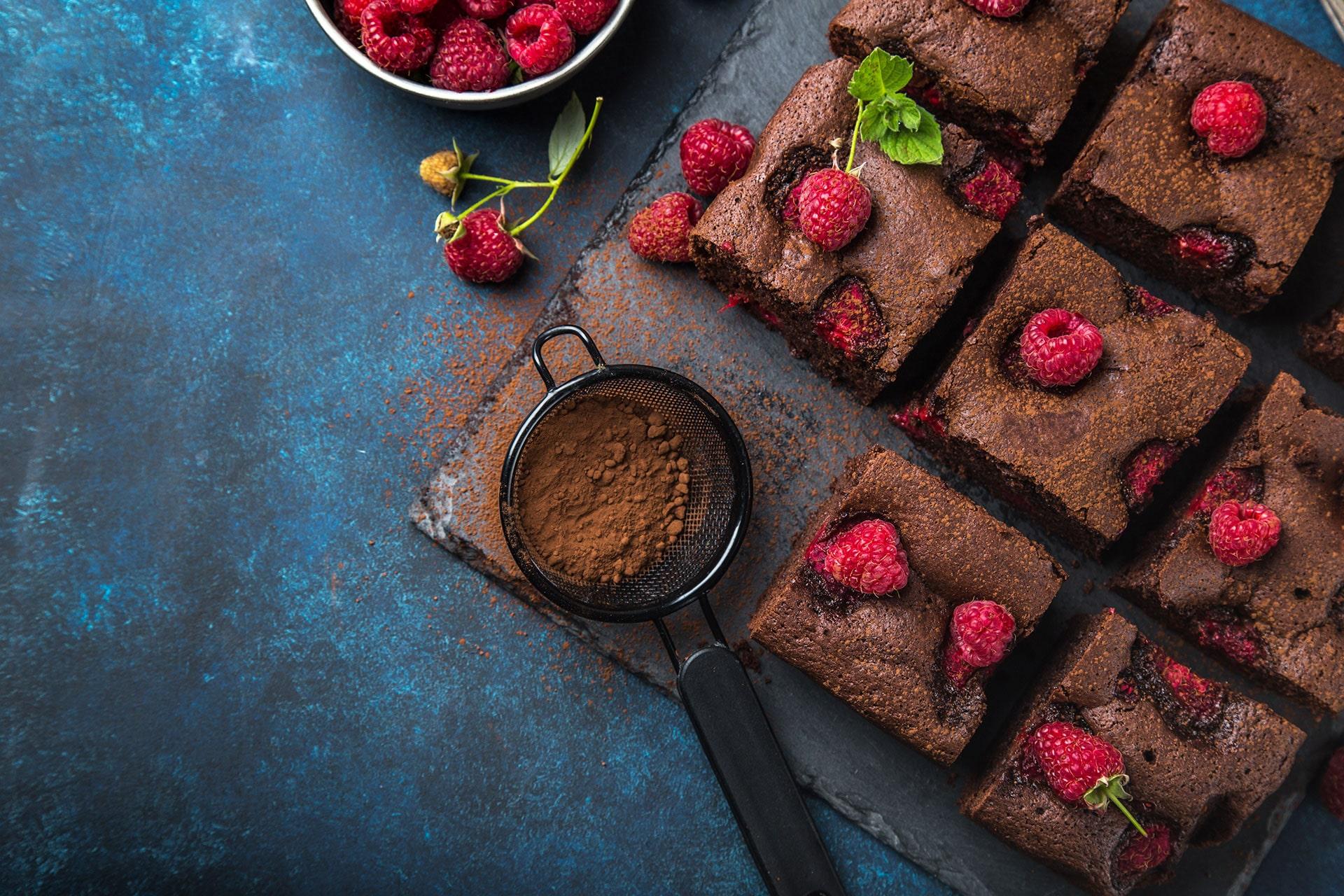 Z czym jeszcze można podać ciasto czekoladowe?